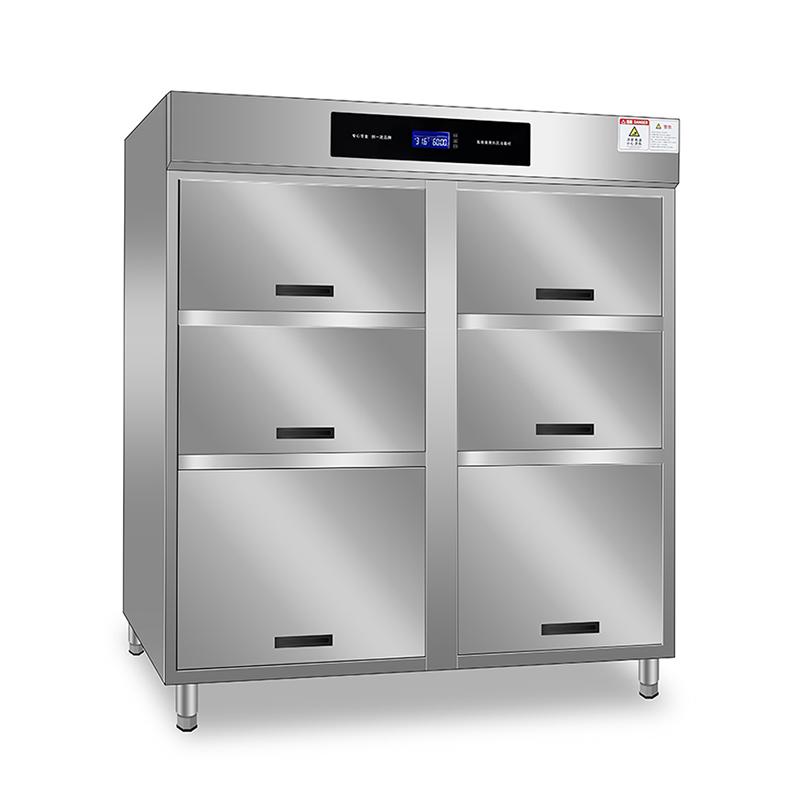 餐桶专用消毒柜(热风循环款)YJB-R2980