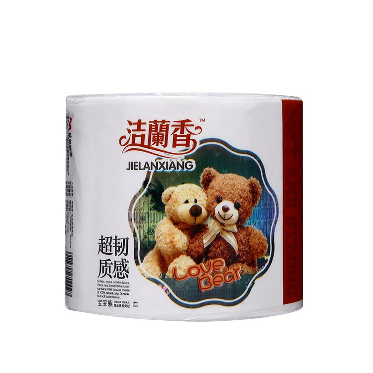 寶寶熊卷紙