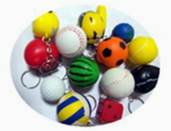高回彈PU發泡玩具球原料