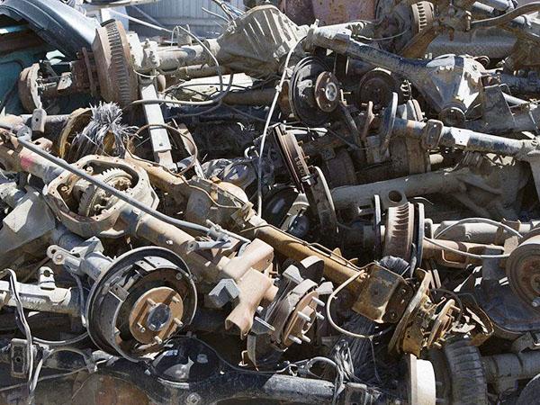 废旧汽车配件回收