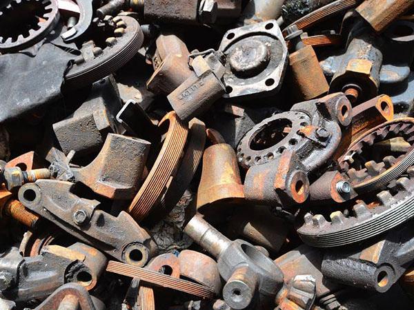 廢舊汽車配件回收