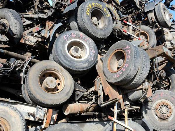 廢舊汽車配件資源回收