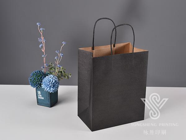 紙品手挽袋