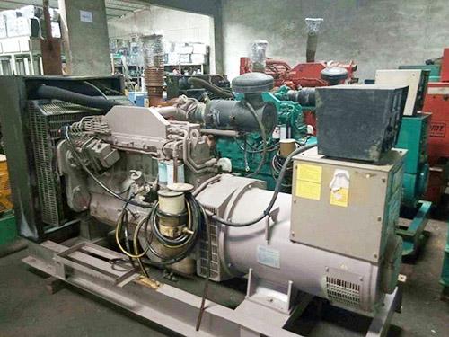 發電機回收