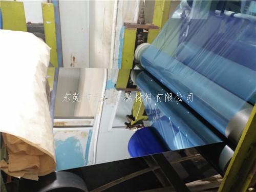 东莞镜钢厂家供应8K镜面不锈钢 TA面料超精磨镜面不锈钢