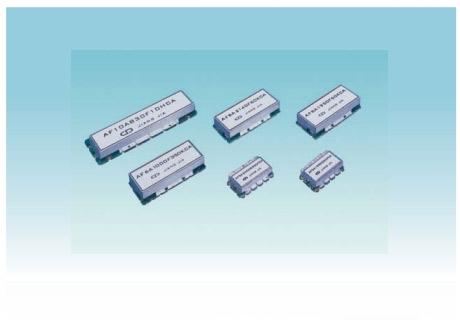 微波介質陶瓷濾波器AF型