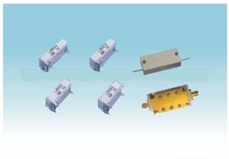微波介質陶瓷濾波器PF型