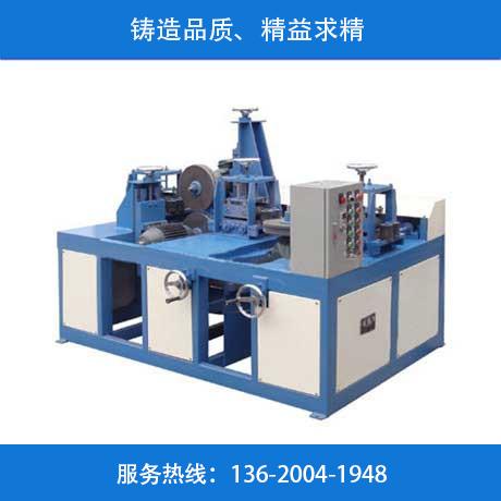CS-201-4M单组方管抛光机