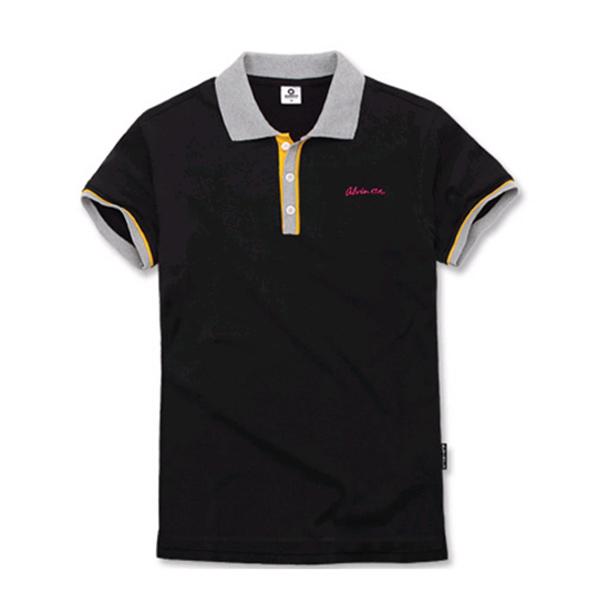 短袖polo衫制作