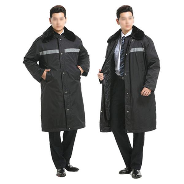保安服大衣制作