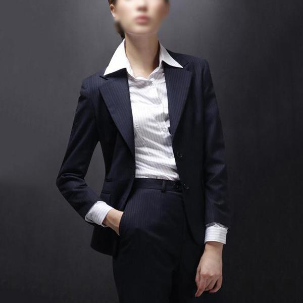 女士黑色职业装