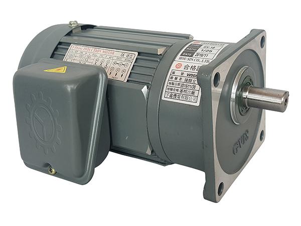 单相.三相缩框立式齿轮减速电机  GV系列