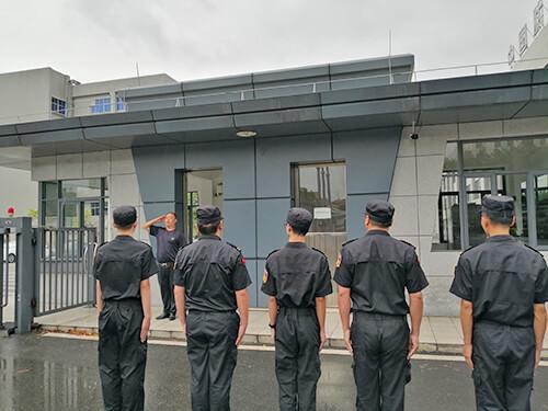 广东物业保安服务