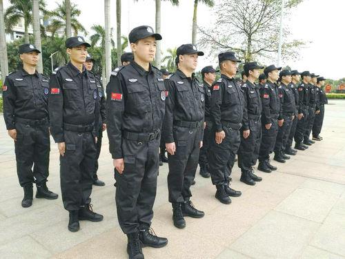 万江附近保安公司