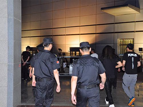东城保安服务