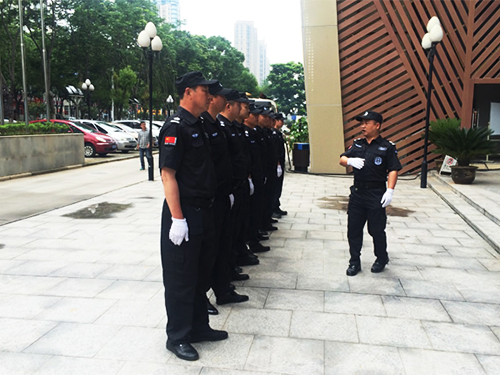 广东小区安保公司