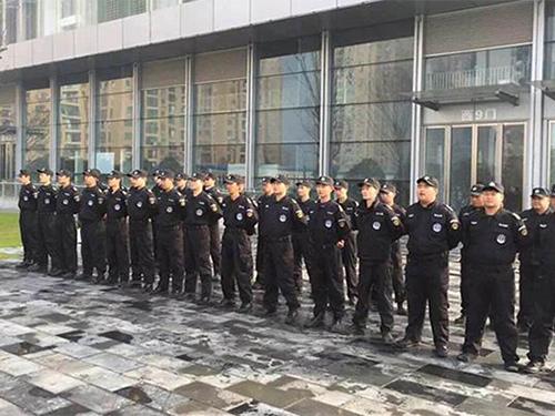 东莞工厂安保公司