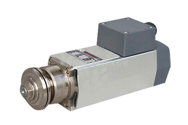 CHM3500夹锯片高速电机