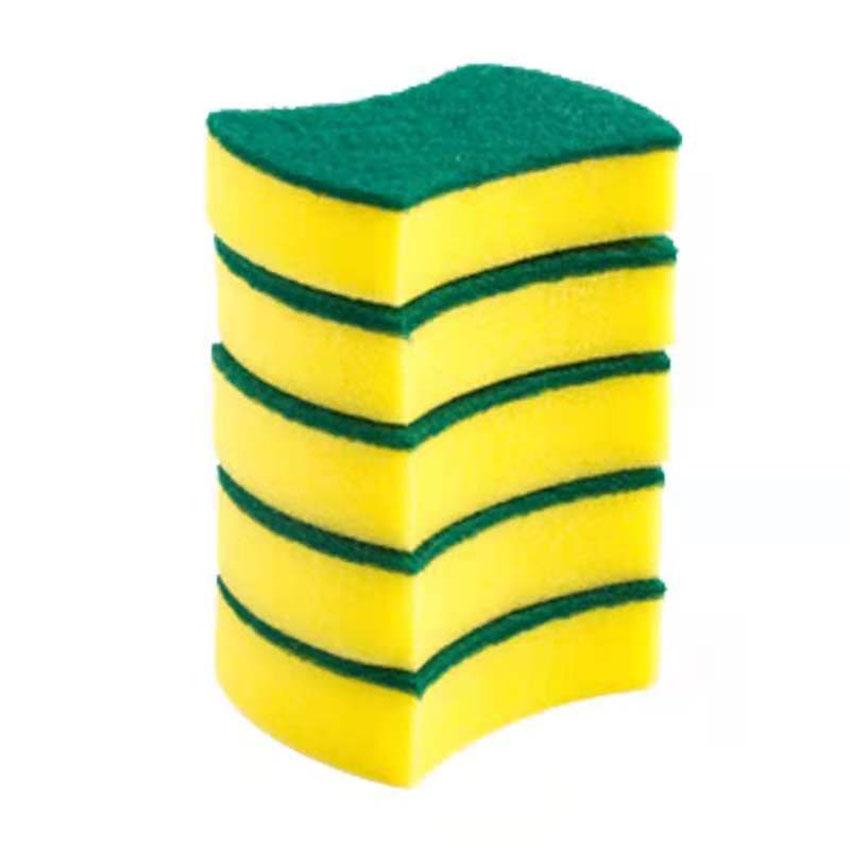 双层海绵清洁百洁布