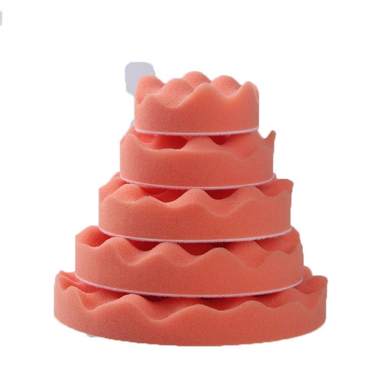 自粘式波浪海绵球