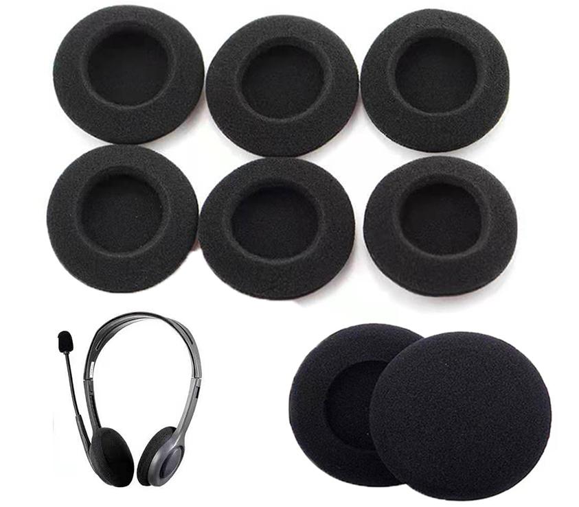 圆形头戴式耳机海绵套
