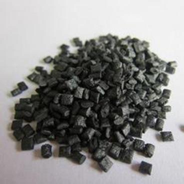 黑色改性防静电塑胶颗粒