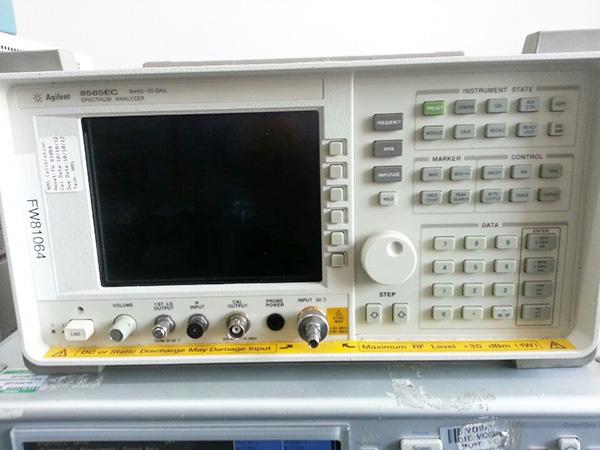8565EC頻譜分析儀