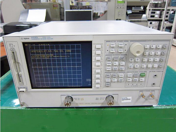 8753ES網絡分析儀