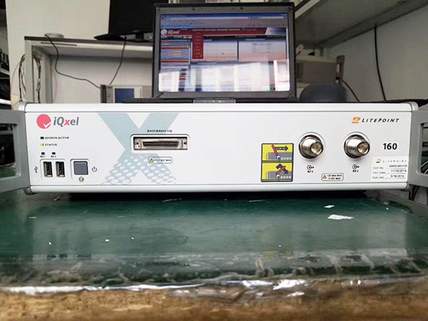 IQxel-160藍牙測試儀