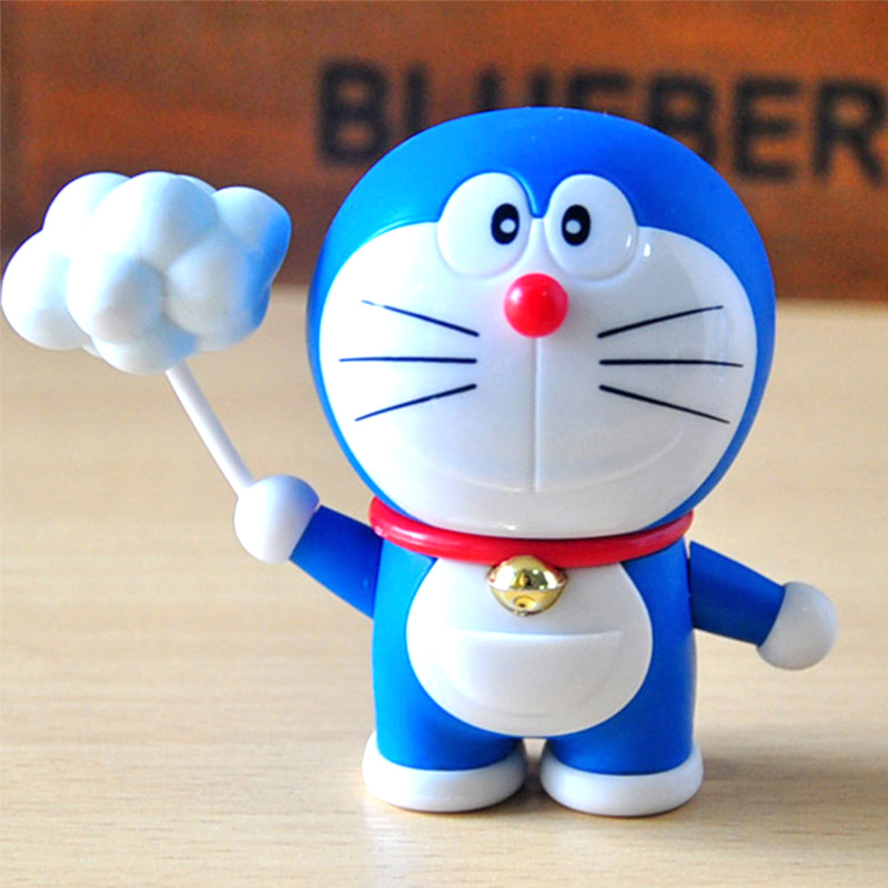 搪膠哆啦A夢玩具
