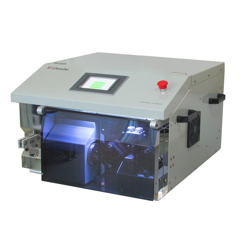 洲浩自動化_銅仁AS-8300A全自動同軸電纜剝皮機_產品服務極其好_采購業務