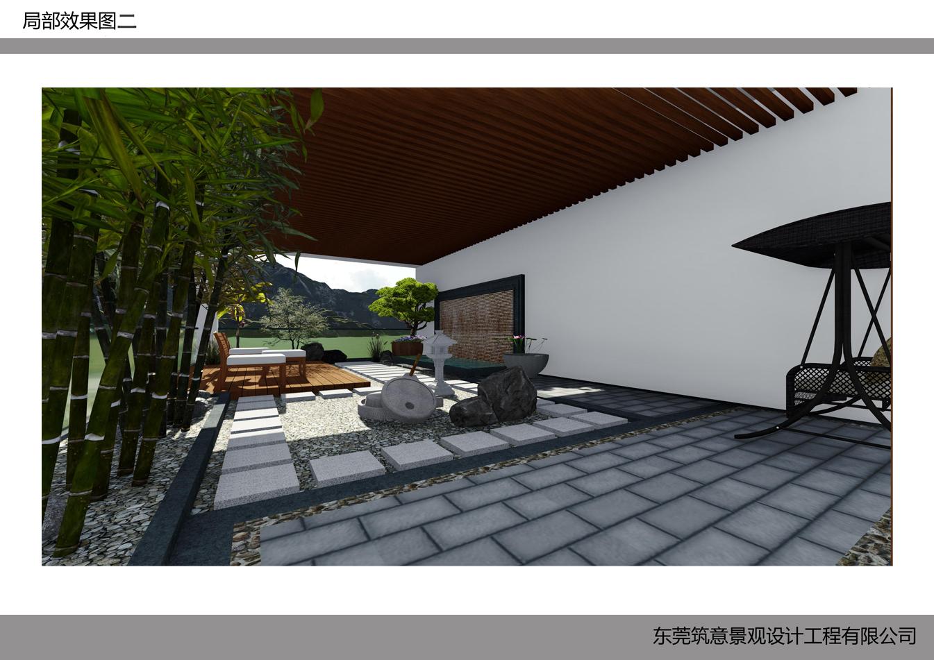 阳台花园设计【筑意园林景观设计】