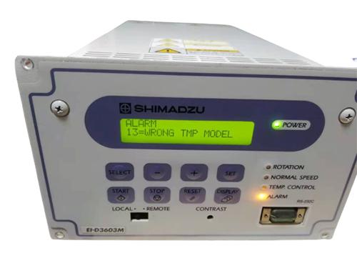 SHIMADZU品牌系列分子泵控制器維修