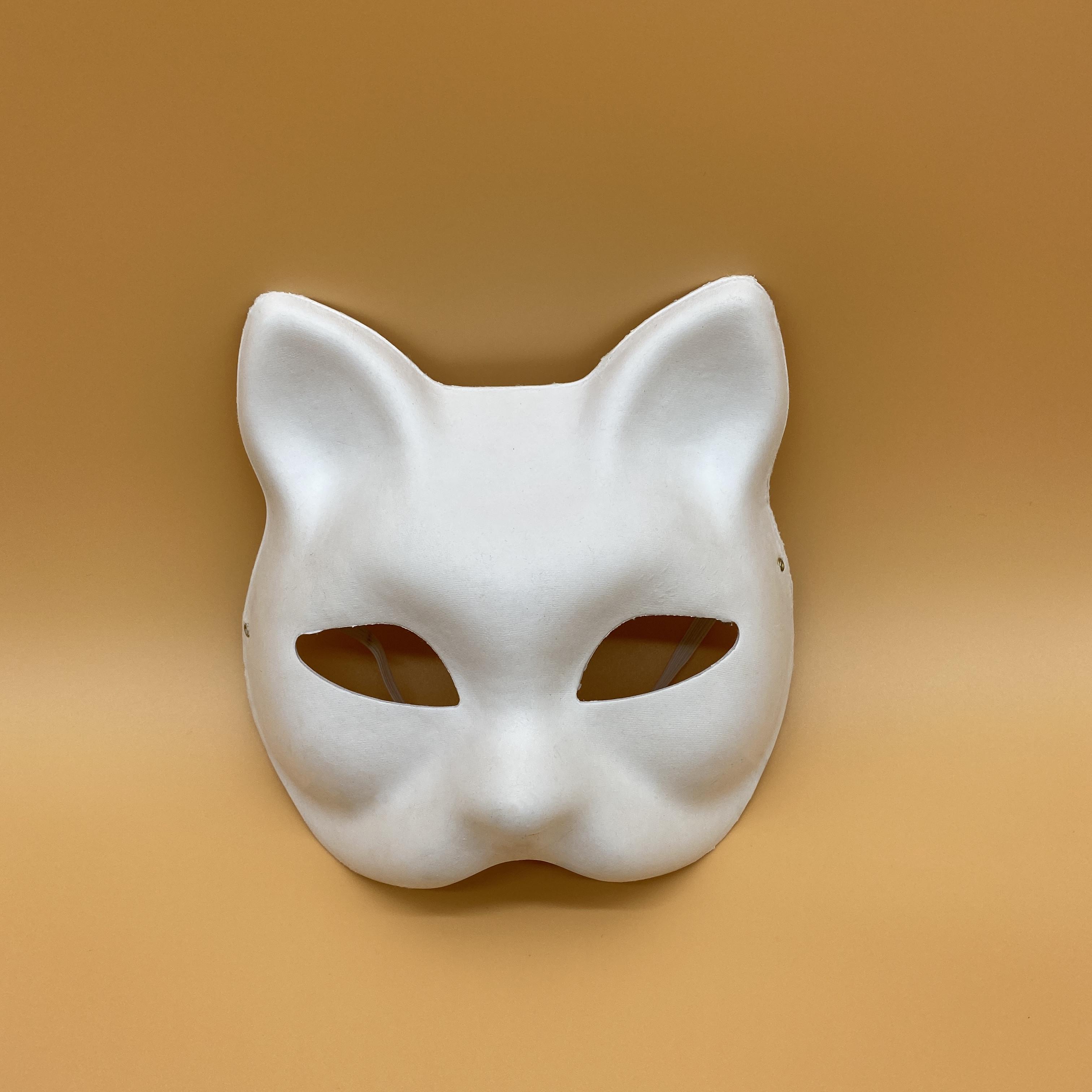 狐貍面具紙托
