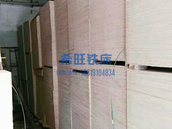 XW-H005 员工宿舍实心床板