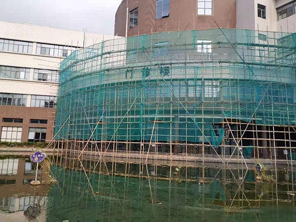 建筑裝修架