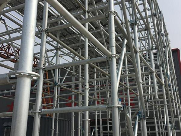 基建鋼管架