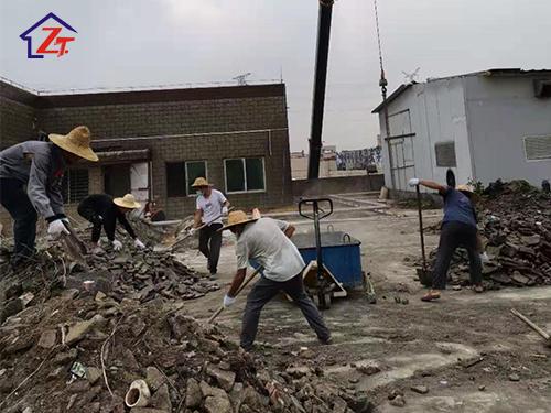 東莞清溪宜安科技公司,屋面整體防水補漏施工,工程數量2800㎡