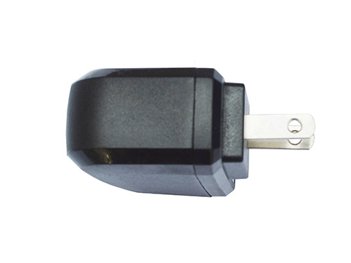 5V 2A USB充电器 美规 黑色