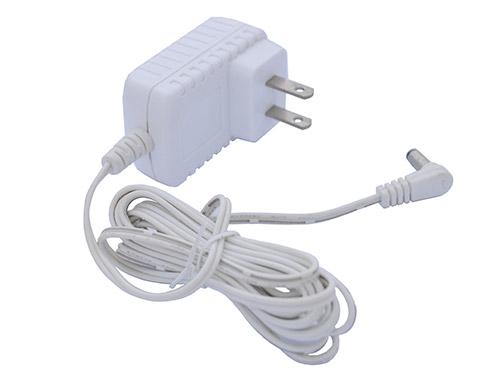 5V-1A-插墙式开关电源适配器-美规-白色