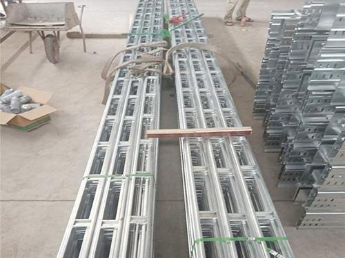 防火噴塑電纜橋架