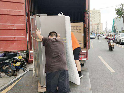 东莞市众信搬家服务有限公司
