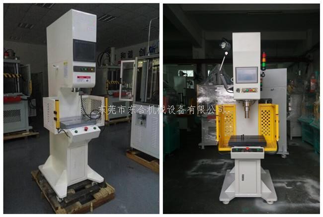 500kg-1吨深圳伺服压装机现货库存采购深圳伺服压装机