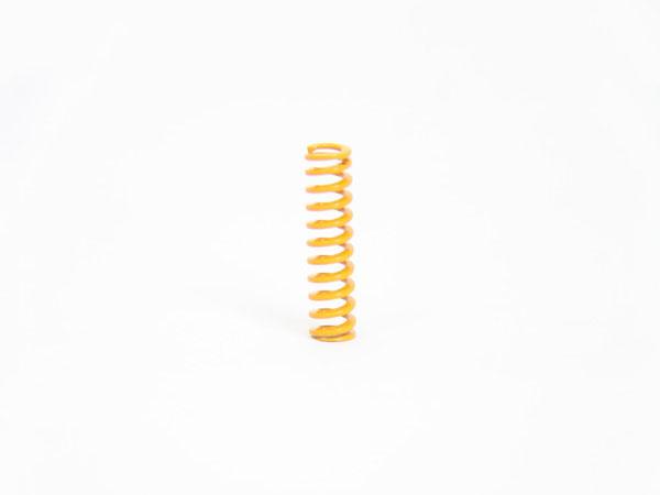 模具弹簧黄色TF6