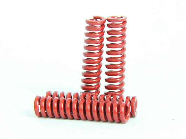 模具弹簧红色TM6