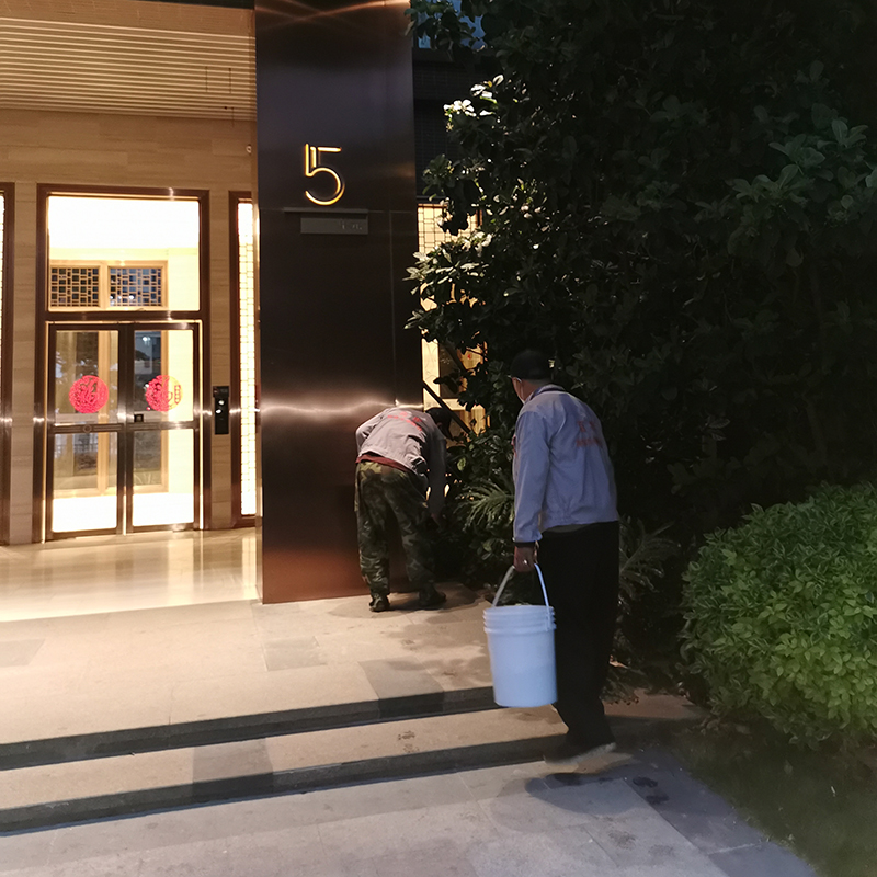 写字楼_东城酒店灭鼠方案_百辉有害生物防治