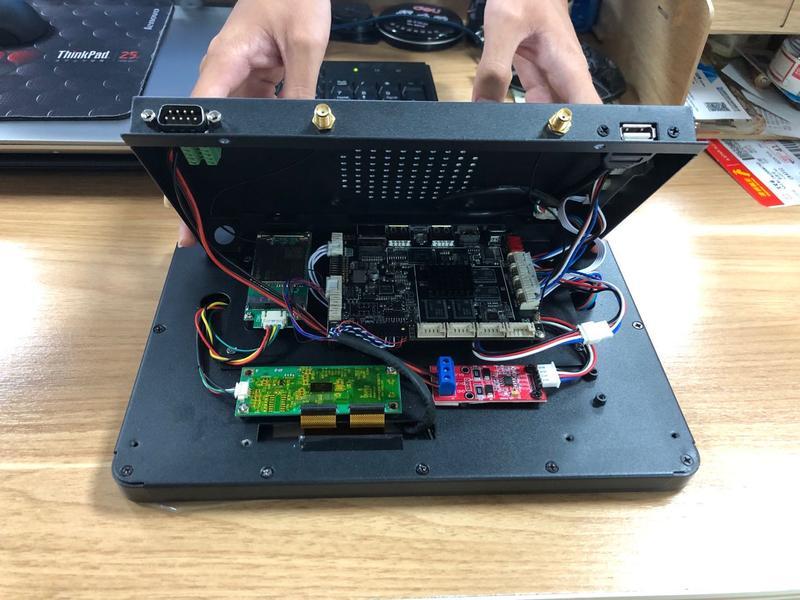 亞普達_windows觸控一體機加工廠家_86英寸_學校