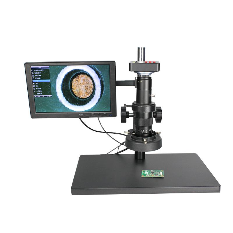 进口视频显微镜的正确使用_西派克光学_自动对焦_HC800-A