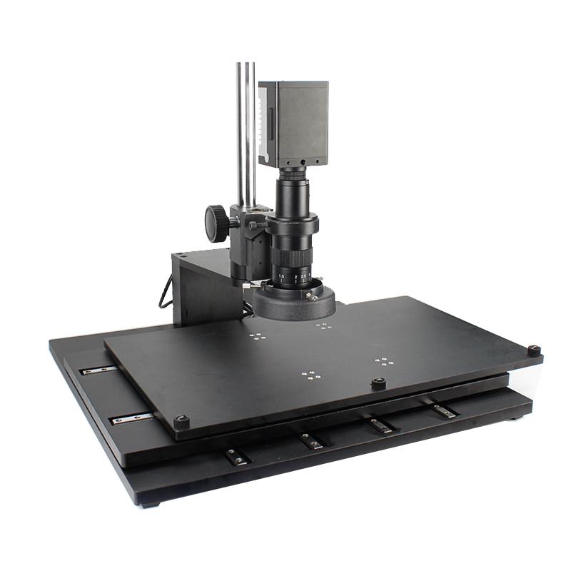 怎樣看視頻顯微鏡是什么樣的_西派克光學_3D_HC200_電子
