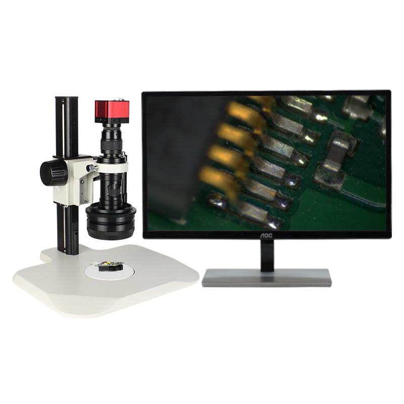 怎樣使用視頻顯微鏡的使用方法_西派克光學_KE308-A